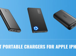 Best Portable Chargers for Apple iPhone