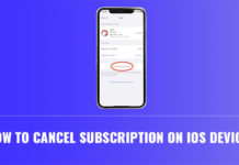 How to Cancel Subscription on iOS Device