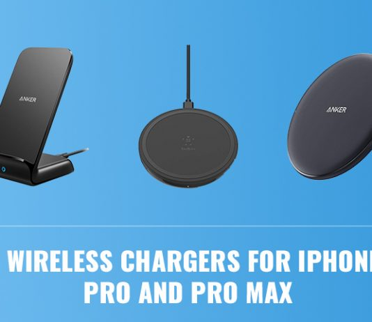best wireless charger for iPhone 11