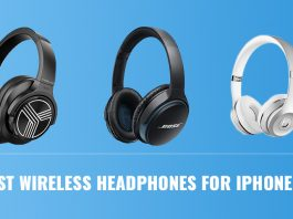Best Wireless Headphones for iPhone 11, Pro, Pro Max