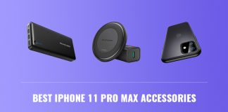 best iphone 11 pro max accessories