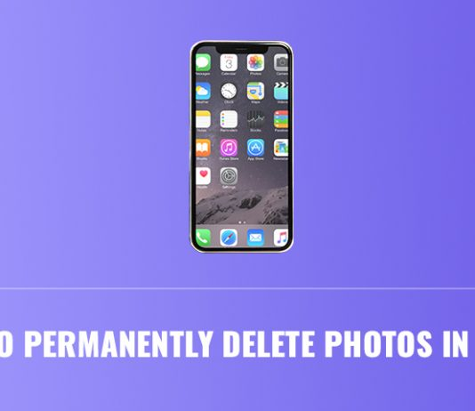 How to Permanently Delete Photos in iOS 8