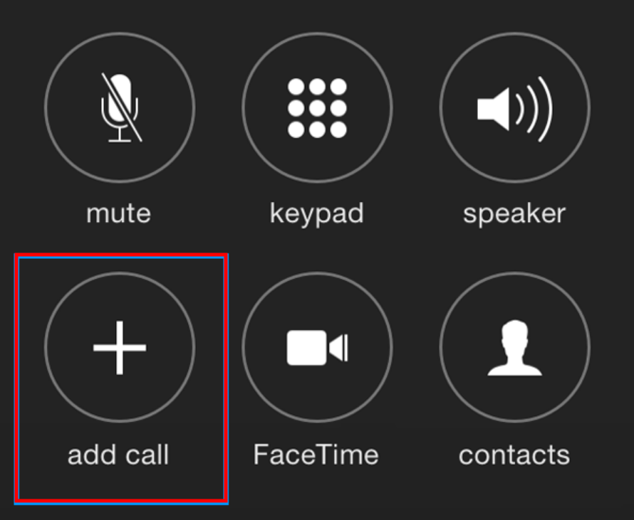 How to merge calls on iPhone